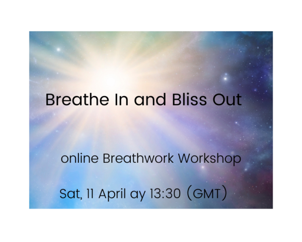 Breathe in and Bliss Out