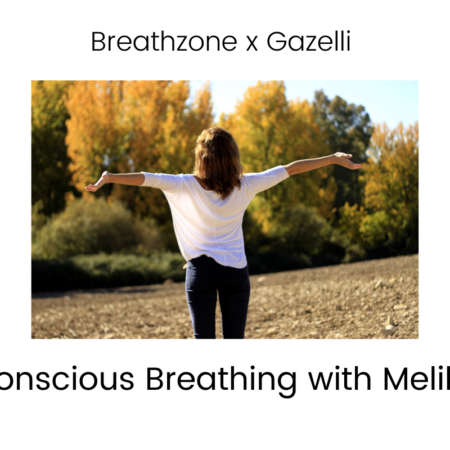 Conscious Breathing with Melike - online classes