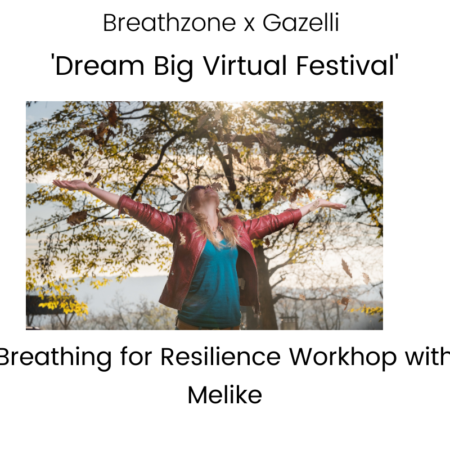 'Dream Big Virtual Festival' - online workshop