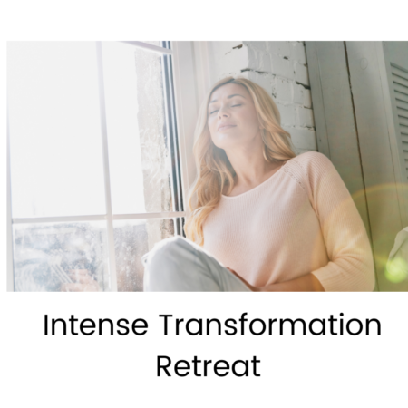 Intense Transformational Retreat