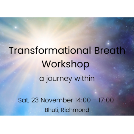 Transformational Breath workshop
